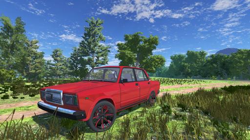 Russian Car Lada 3D  Screenshots 8