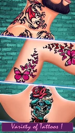 Ink Tattoo Master- Tattoo Drawing & Tattoo Maker 1.0.2 Screenshots 2