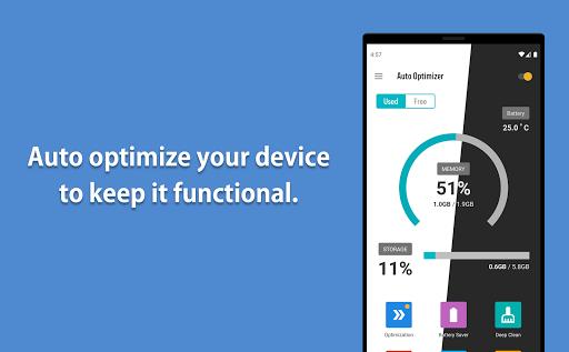 Download APK: Auto Optimizer – Booster , Battery Saver v10.0.17 build 340 [Paid]