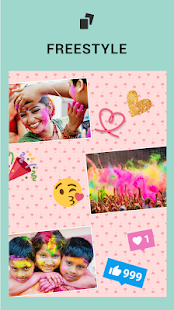 Photo Collage - Collage Maker & Photo Editor Screenshot