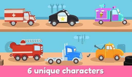 Car City Heroes: Rescue Trucks Preschool Adventure android2mod screenshots 18