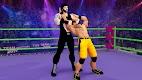 screenshot of Tag Team Wrestling Games: Mega Cage Ring Fighting