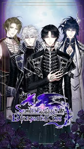 Sealed With a Dragon's Kiss: Otome Romance Game Mod Apk 2.1.8 (Free Points) 1