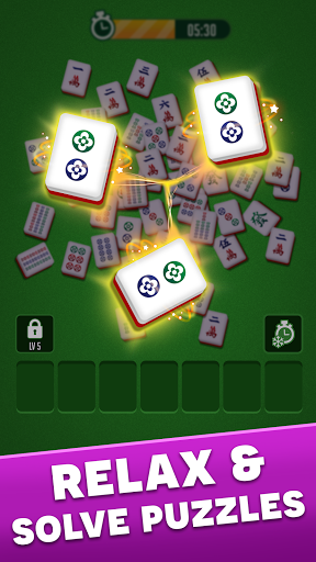 Mahjong Triple 3D - Tile Match Master 2.0.6 screenshots 5