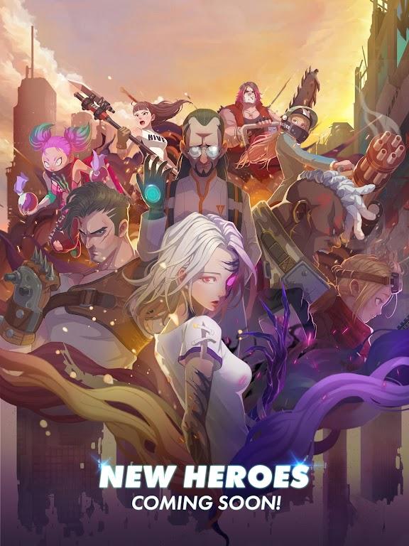 Undead World: Hero Survival poster 23