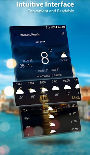 Weather Forecast 2020 - Live Weather 10.1.1 Screenshots 5