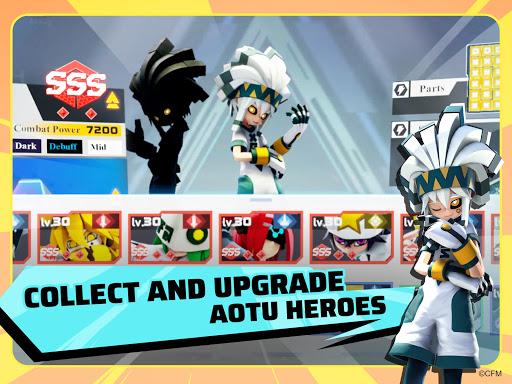 Aotu World - Hatsune Miku Crossover Event apkdebit screenshots 11