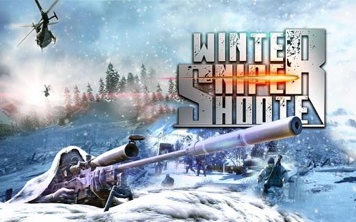 Winter Mountain Sniper - Modern Shooter Combat screenshots 13