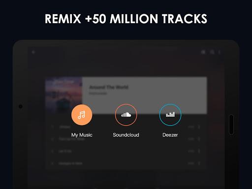edjing Mix - Free Music DJ app 6.40.01 Screenshots 11