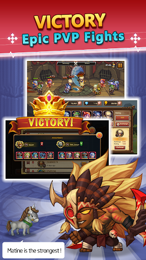 Heroes Legend - Epic Fantasy RPG 2.2.7.1 screenshots 11