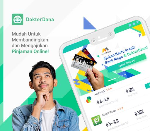 DokterDana:  Pinjaman uang online tunai cepat