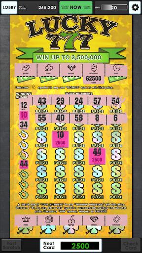 Lucky Lottery Scratchers 1.0.2 screenshots 2