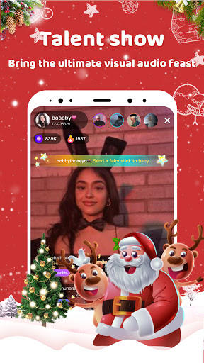 Lucky Live-Live Video Streaming App