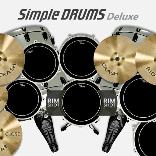 Simple Drums Deluxe - The Drum Simulator