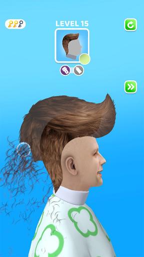 Hey Cut Your Hair screenshots 1