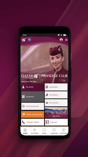 Qatar Airways  screenshots 8