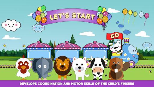 Train - educational game for children, kids & baby 2.3.1 screenshots 1