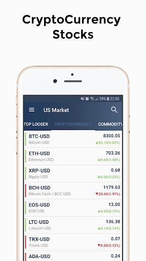 Foto do USA Stock Market Tracker