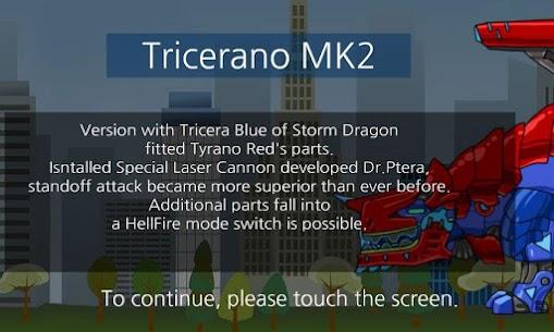 Tyranno+Tricera2Combine! Dino Robot:Dinosaur Game For Pc – Free Download In Windows 7/8/10 1