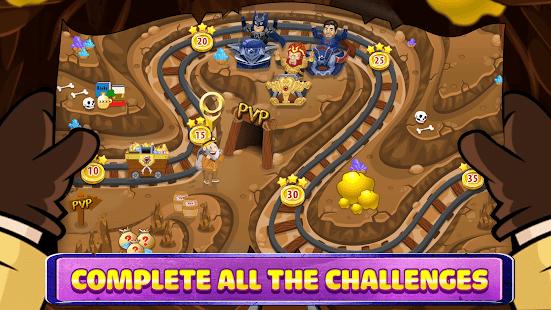 Gold Miner Classic: Gold Rush - Mine Mining Games 2.7.1 screenshots 3