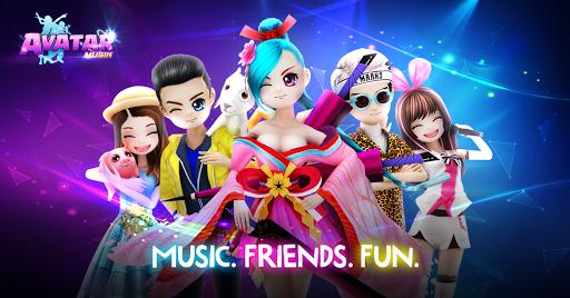 AVATAR MUSIK - Music and Dance Game 1.0.1 Screenshots 7