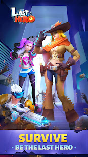 How to hack Last Hero: Roguelike Shooting Game for android free