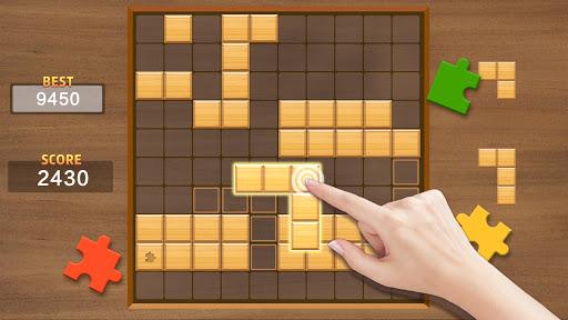 Jigsaw Wood Classic -  Block Puzzle  screenshots 6