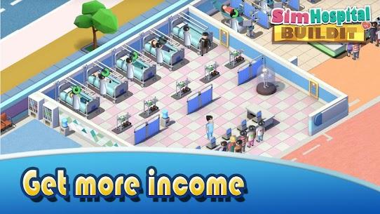 Sim Hospital Buildit MOD (Unlimited Money) 5