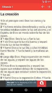 Santa Biblia Gratis 4.7 Screenshots 4
