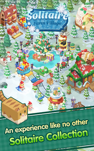Solitaire Farm Village - Solitaire Collection 1.8.0 screenshots 1