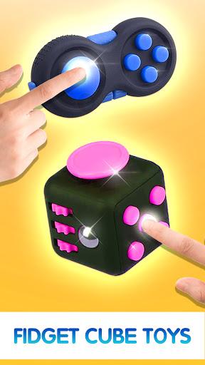 Fidget Toys 3D: Antistress Game-ASMR Fidget 1.6 screenshots 3
