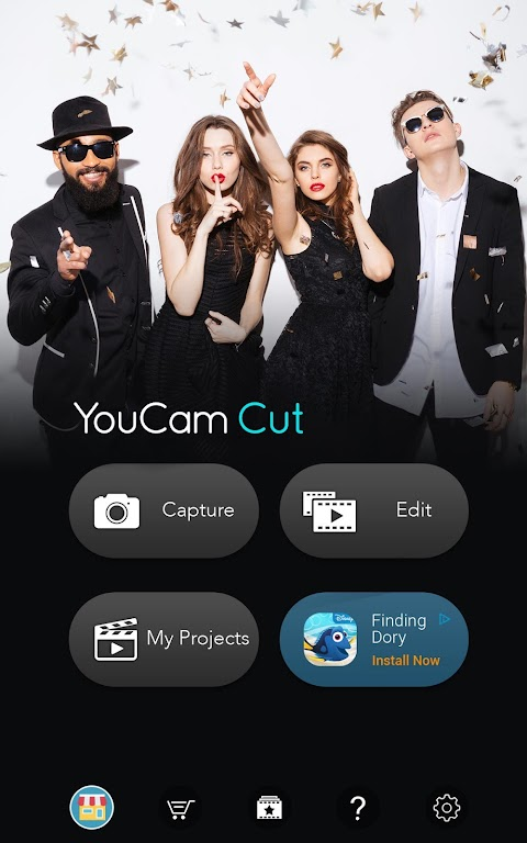 YouCam Cut – Easy Video Editor & Movie Maker  poster 5