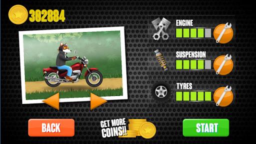 Motocross Trial Challenge  screenshots 12