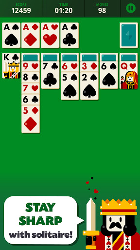 Solitaire: Decked Out - Classic Klondike Card Game 1.4.5 screenshots 1