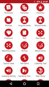 Italian – English : Dictionary & Education 5.2 [Mod + APK] Android 1