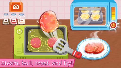 Baby Panda's Cooking Restaurant apkdebit screenshots 3