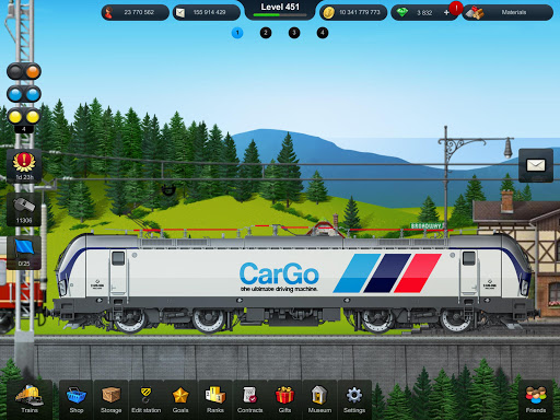 Train Station: Railroad Transport Line Simulator 1.0.70 screenshots 8