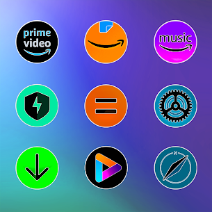 MIUl 12 Circle Fluo Icon Pack v2.1.6 [Patched] 5