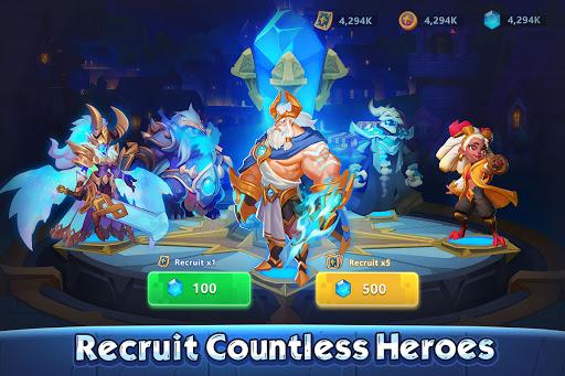 Craft Legend: Epic Adventure 1.2.7 screenshots 8