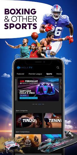 MOLA - Broadcaster Resmi Liga Inggris 2019-2022 android2mod screenshots 4