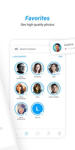 Sync.ME - Caller ID, Spam Call Blocker & Contacts screenshots 4