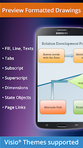 VSD Viewer for Visio Drawings Patched APK 2