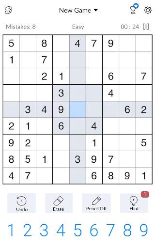 Sudoku - Free Classic Sudoku Puzzles 3.9.0 screenshots 10