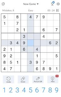 Sudoku - Free Classic Sudoku Puzzles screenshots 15
