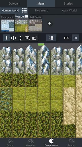 Game Maker X apktram screenshots 3