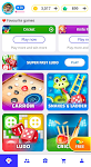 screenshot of Hello Play : Made In India Gaming App