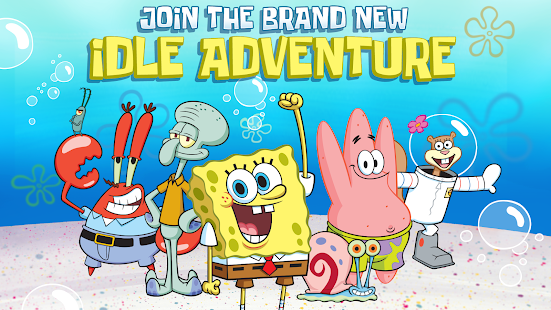 SpongeBob's Idle Adventures 1.102 screenshots 1