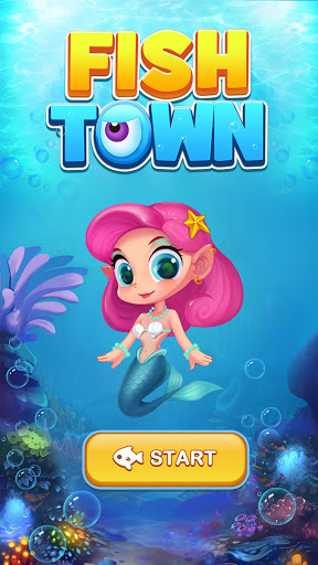 Fish Town apktram screenshots 1