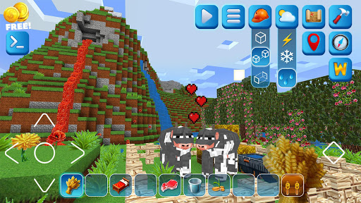 RealmCraft with Skins Export to Minecraft 5.0.5 screenshots 5