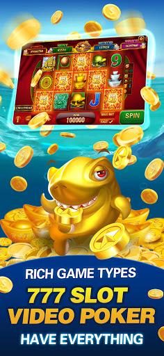 777 Fishing Casino:Cash Slots -Video Poker,Buffalo 1.2.8 screenshots 4